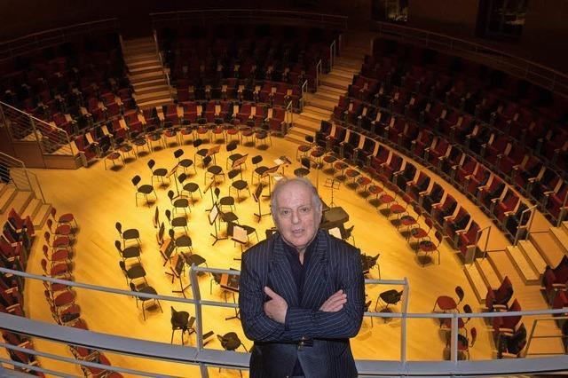 Daniel Barenboims neuer Konzertsaal in Berlin ist eröffnet