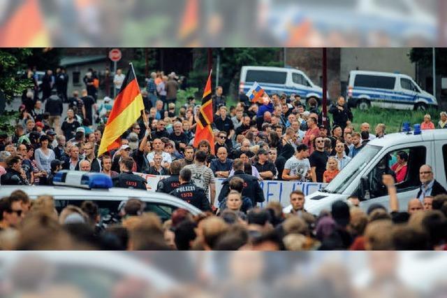 Rechtsextremisten aus Freital vor Gericht: Terror nach Feierabend