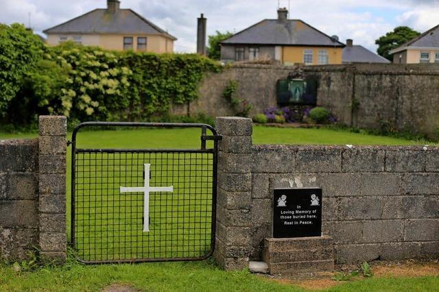 Massengrab mit Kindern in Irland: Wie Müll weggeworfen
