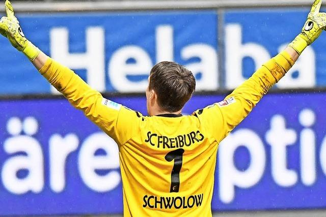 SC Freiburg: Niederlechner mit Doppelpack gegen Frankfurt
