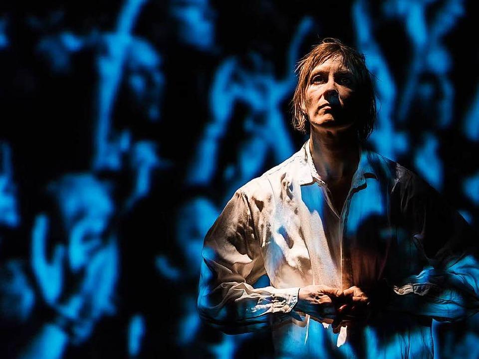 Sprachen und Sparten übergreifendes Ma...ungsperformance des Beckett-Festivals   | Foto: PaUL JAROSLAWSki
