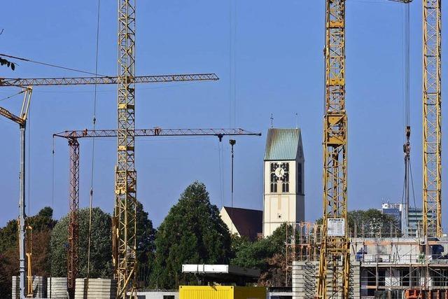 Eigentumswohnungen in Freiburg sind teuer wie nie