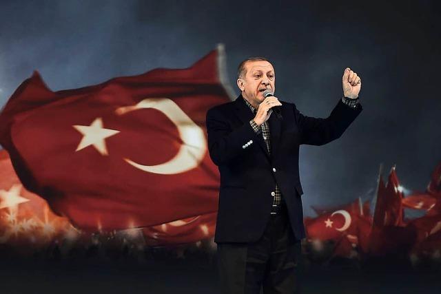 Sorge um die Türkei