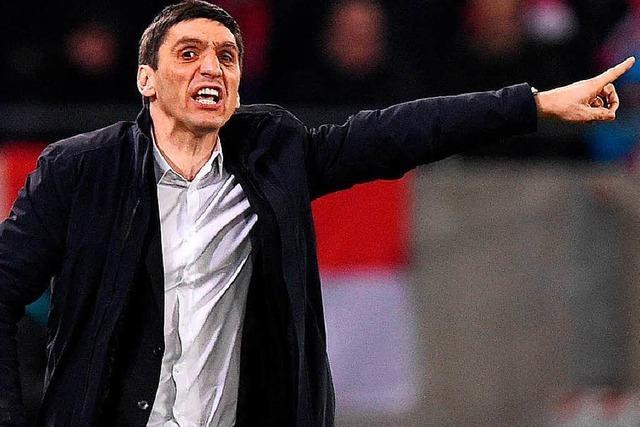 Tayfun Korkut wird neuer Trainer bei Bayer Leverkusen