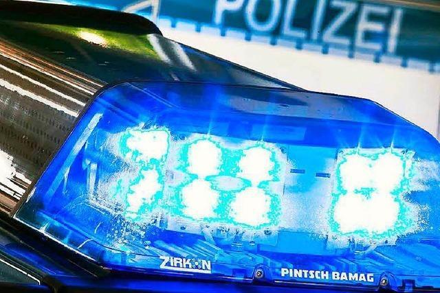 Lörrach: Unfallflucht beim Freibad