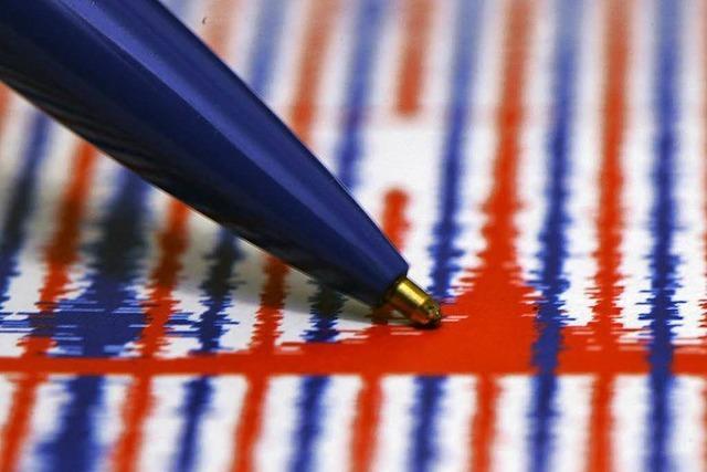 Mini-Erdbeben war in Emmendingen zu spüren