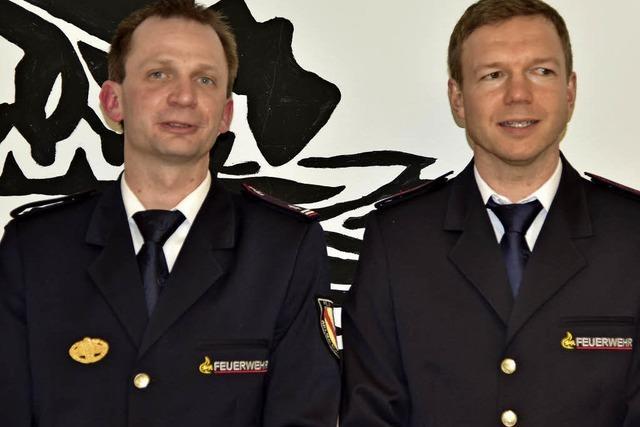 Feuerwehrabteilung Windenreute-Maleck blickt auf relativ ruhiges Jahr zurück