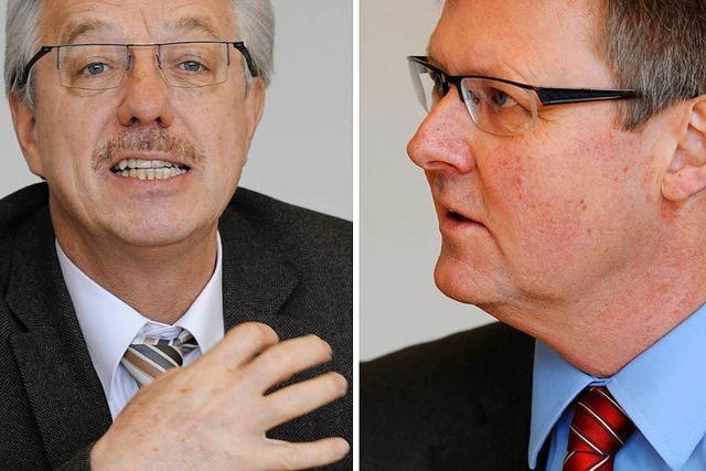 Freiburger Bürgermeister: Ulrich von Kirchbach macht weiter, Otto Neideck überlegt noch