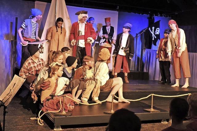 Peter Pan im Theater im Milliongässli in Waldkirch
