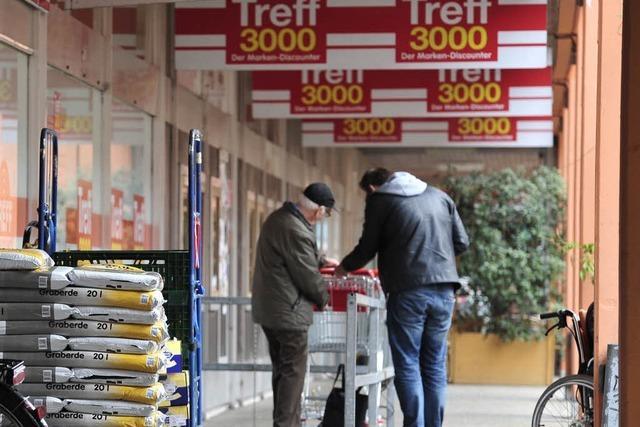 Raubüberfall auf Supermarkt in Littenweiler