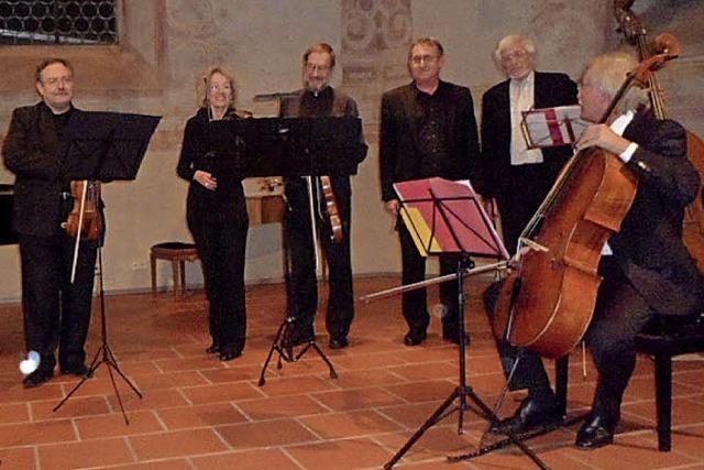 Vivaldi, Brahms und Bach für den guten Zweck