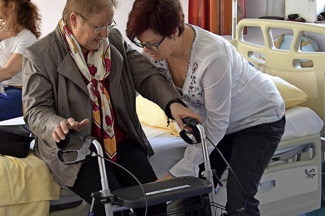 Rundum versorgt mit Pflegetipps