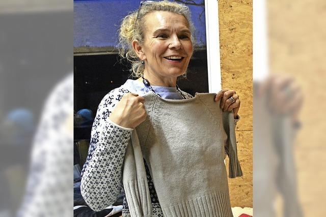 Kleider tauschen beim Ruderclub