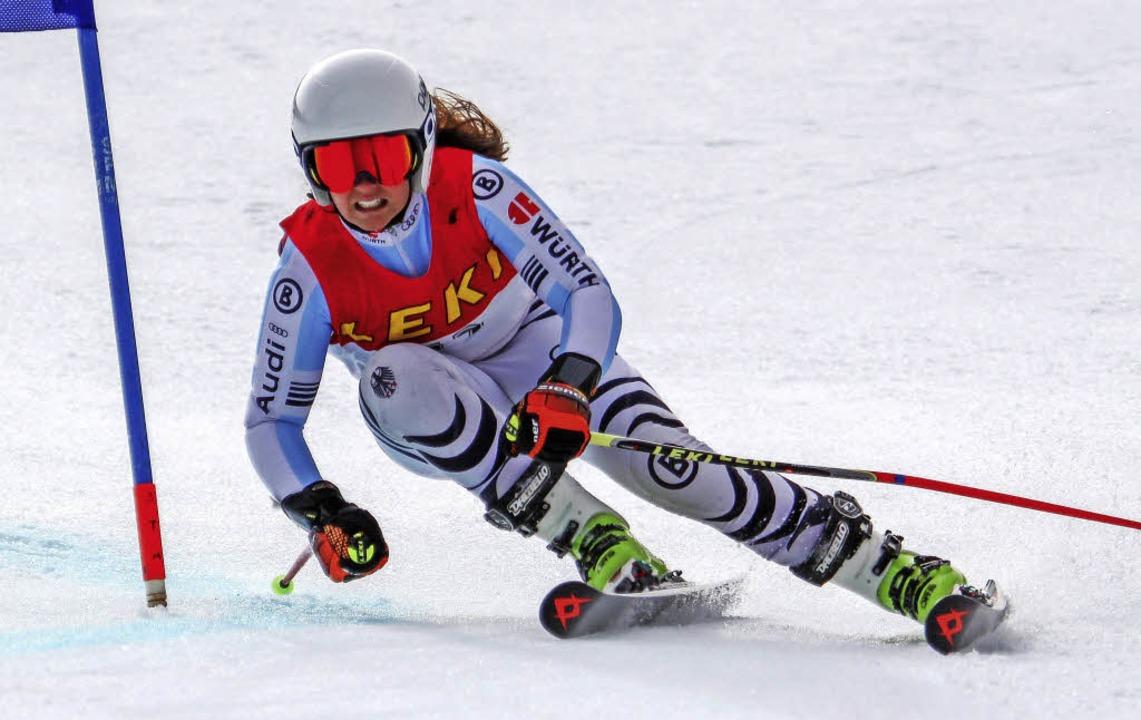 Noch um zwei Positionen nach oben geschoben: Lena Soehnle, SC Bad Säckingen   | Foto: Siegmund