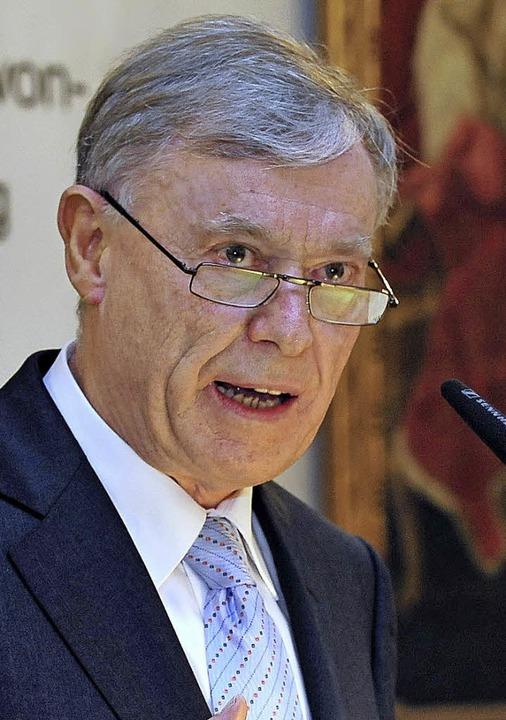 Ex-Bundespräsident Horst Köhler kommt ...h von Weizsäcker tritt ebenfalls auf.   | Foto: Kunz, dpa, Badham