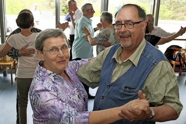 Tanznachmittage für Senioren