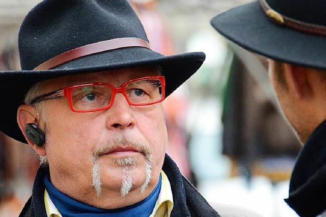 Das ist der Markt-Sheriff von Bad Säckingen
