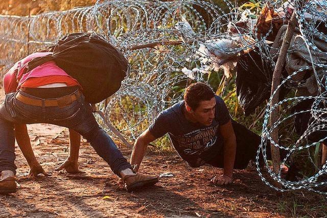 Ungarn beschließt Inhaftierung von Flüchtlingen