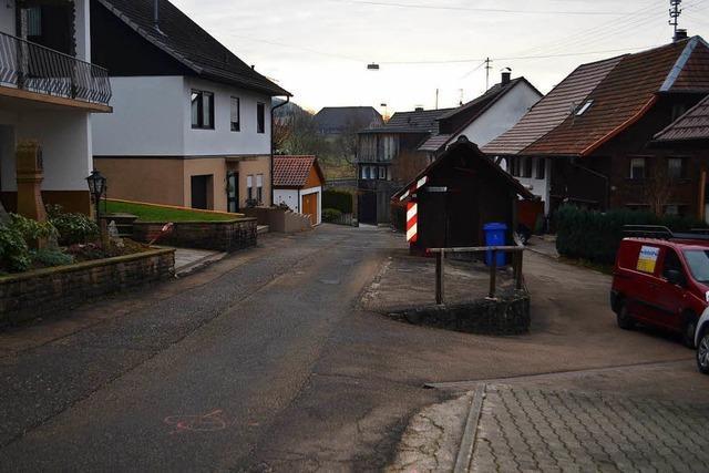 Hauptthemen im Gemeinderat Winden: Straßenbau