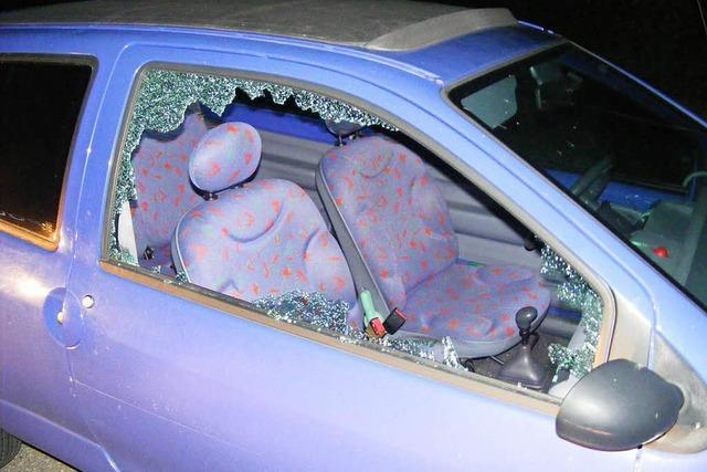 Autofahrer bescheren Dieben leichte Beute