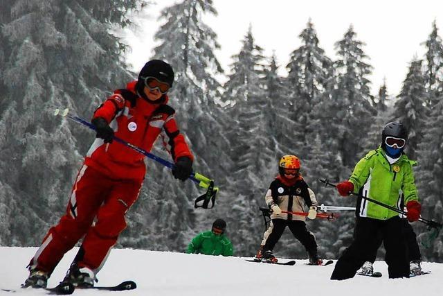 Todtnauberg/Muggenbrunn: Skischüler aus vielen Ländern