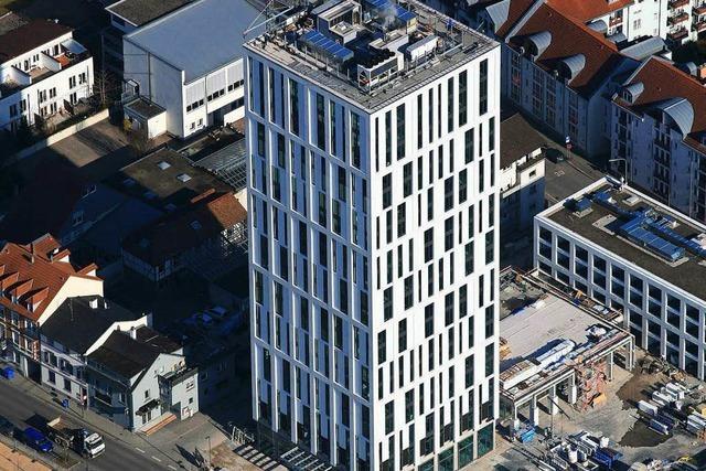 Lörrachs neues Hotel: Die ersten Zimmer sind gebucht