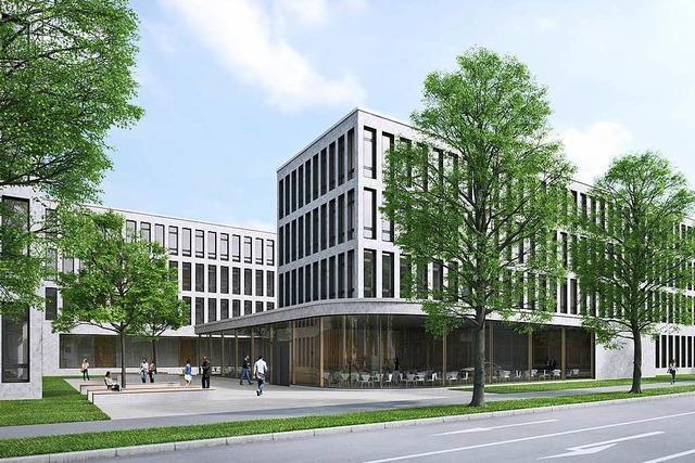 Das Technische Gymnasium zieht zur Moltkestraße um