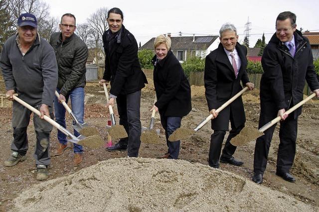 Start für 2,4-Millionen-Euro-Projekt
