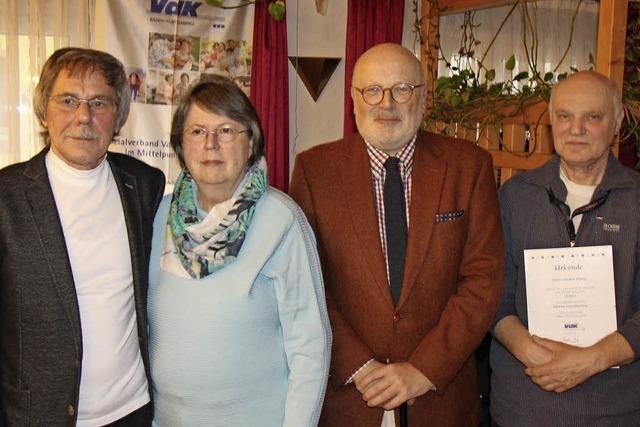 VdK Riegel sucht neues Vorstandsteam