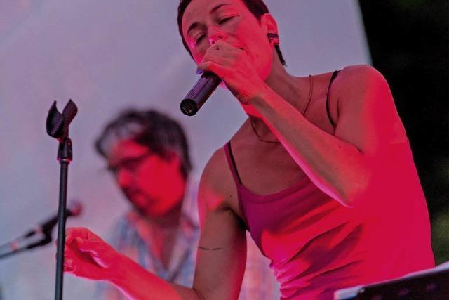 Vier Musiker mit vier Sprachen