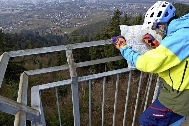 Ortenaukreis erweitert sein Angebot für Mountainbiker und Wanderer