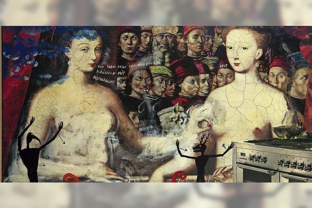 Der Kunstverein Offenburg zeigt in einer Retrospektive Raymond Waydelich
