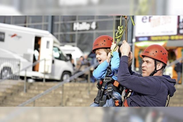 Spaß, Camping, Radsport: In Freiburg finden die CFT-Messen statt