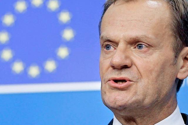 Personaldebatte überschattet EU-Gipfel