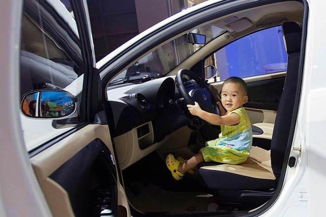 China bestimmt nun auch bei Opel mit
