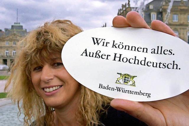 Baden-Württemberg hat den beliebtesten Slogan