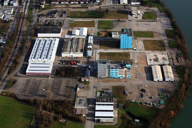 Grenzach-Wyhlen: BASF klagt gegen Bebauungsplan