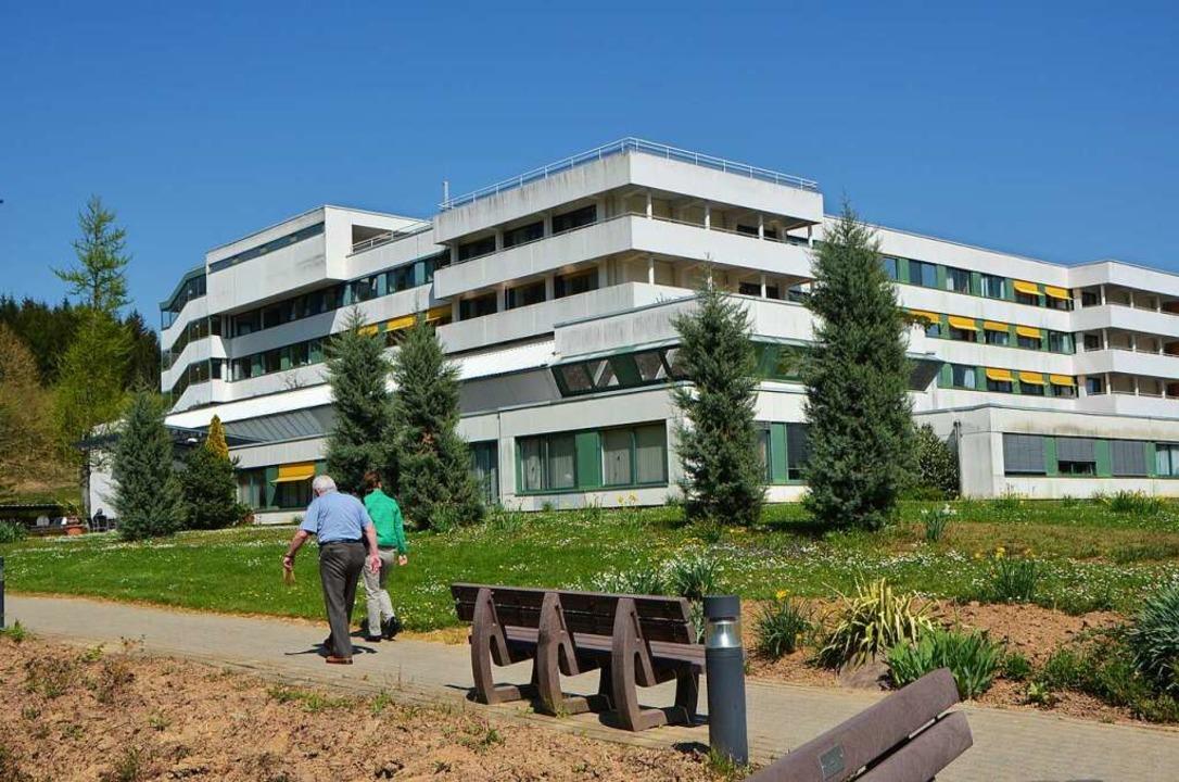 Die Zukunft des Kreiskrankenhauses Rheinfelden ist ungewiss.  | Foto: Ingrid Böhm-Jacob