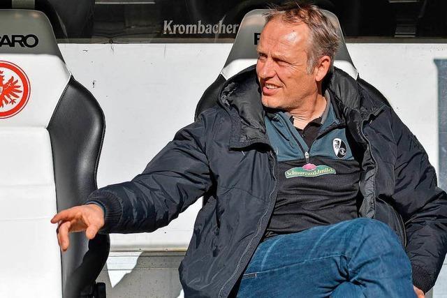 Christian Streich achtet bei Aufstellung nicht auf deutschen Pass