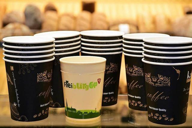 100 Tage Freiburg-Cup: Wie erfolgreich ist der Mehrweg-Kaffeebecher wirklich?