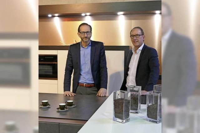Maier Küchen in Bahlingen erschließt sich neue Geschäftsfelder