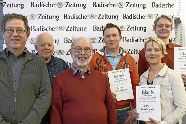 BZ-Wettbewerb: Preise verliehen