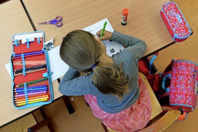 Lörrach: Die Grundschulempfehlung kommt wieder