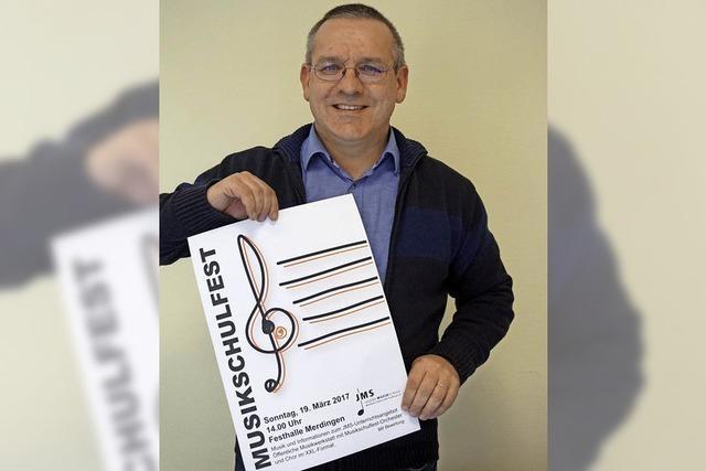 Die Jugendmusikschule Westlicher Kaiserstuhl feiert ihr Musikfest