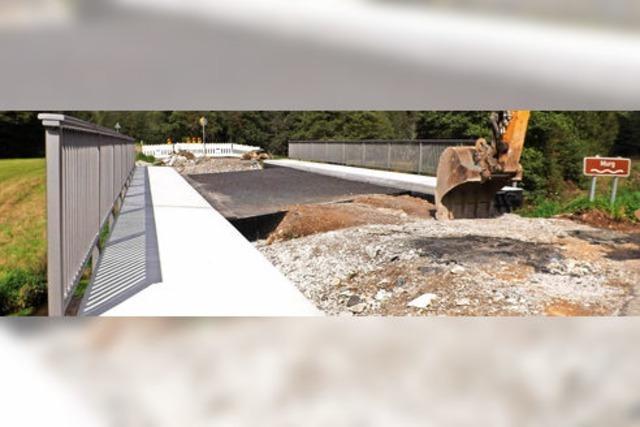 Sanierung der Murgbrücke fast 36 Prozent teurer als geplant