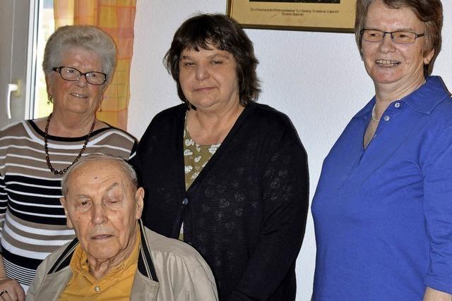 VdK Maulburg hat treue Mitglieder
