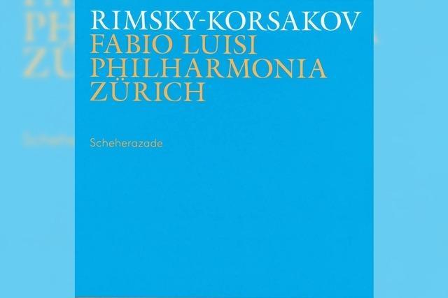 CD: KLASSIK: Die Musik der Farben