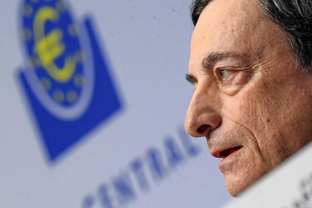 Der EZB steigen die Preise zu langsam