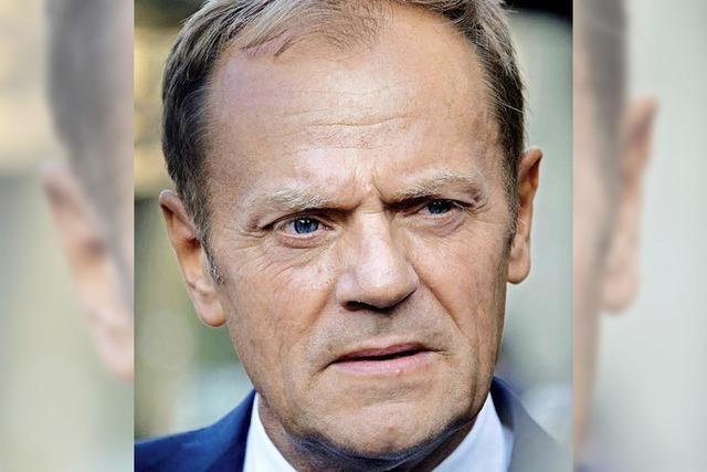 Donald Tusk: Einst Freiheitskämpfer, heute EU-Freund