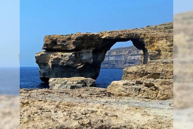 Unwetter zerstört Maltas berühmtes Felsentor